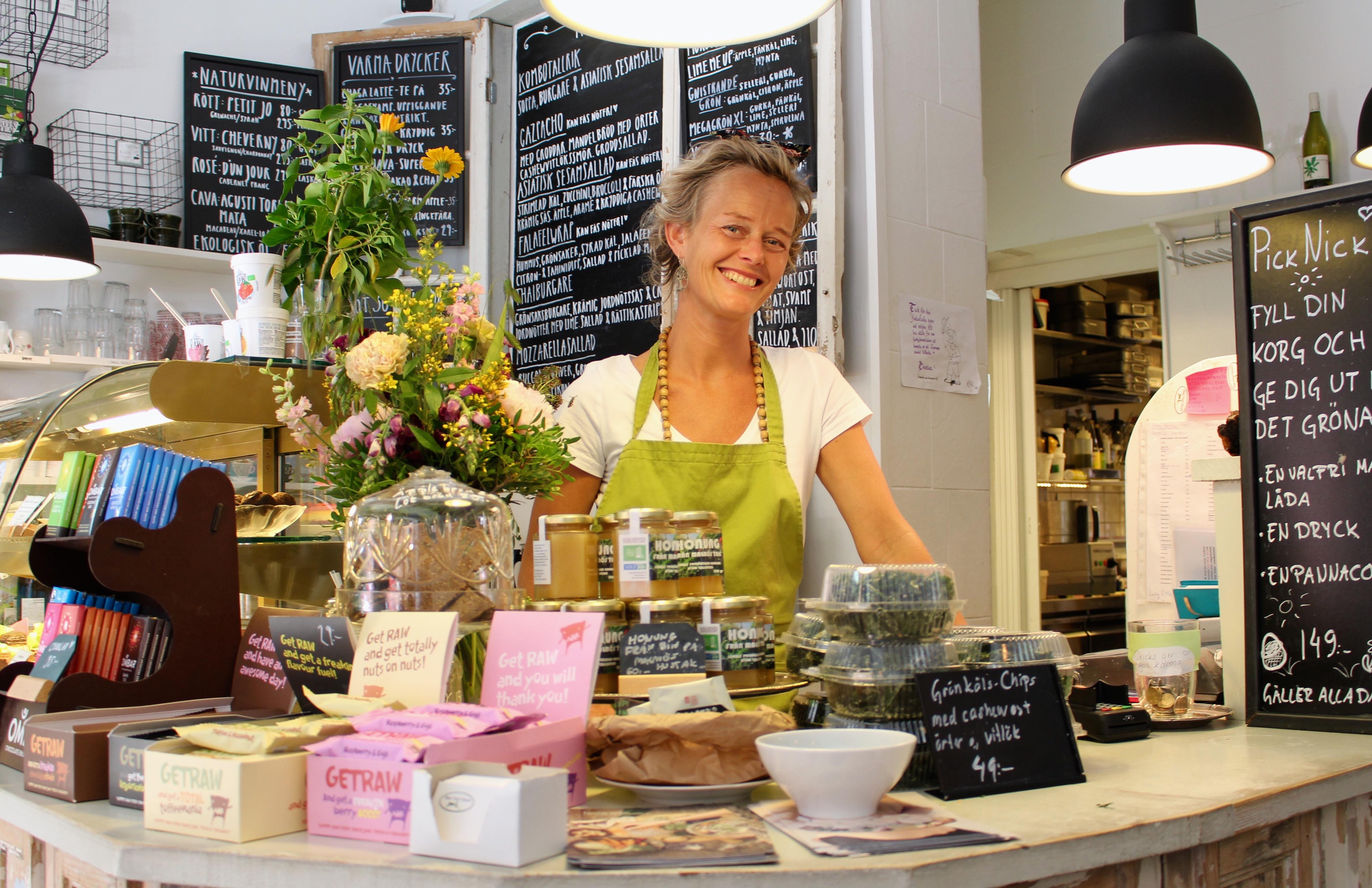 Raw Food House Linda Nilsson