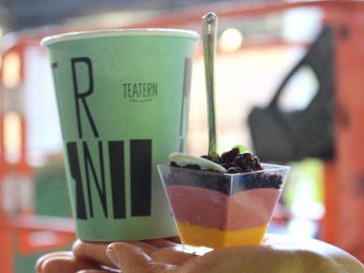 Teatern – Stockholms nya spännande matscen