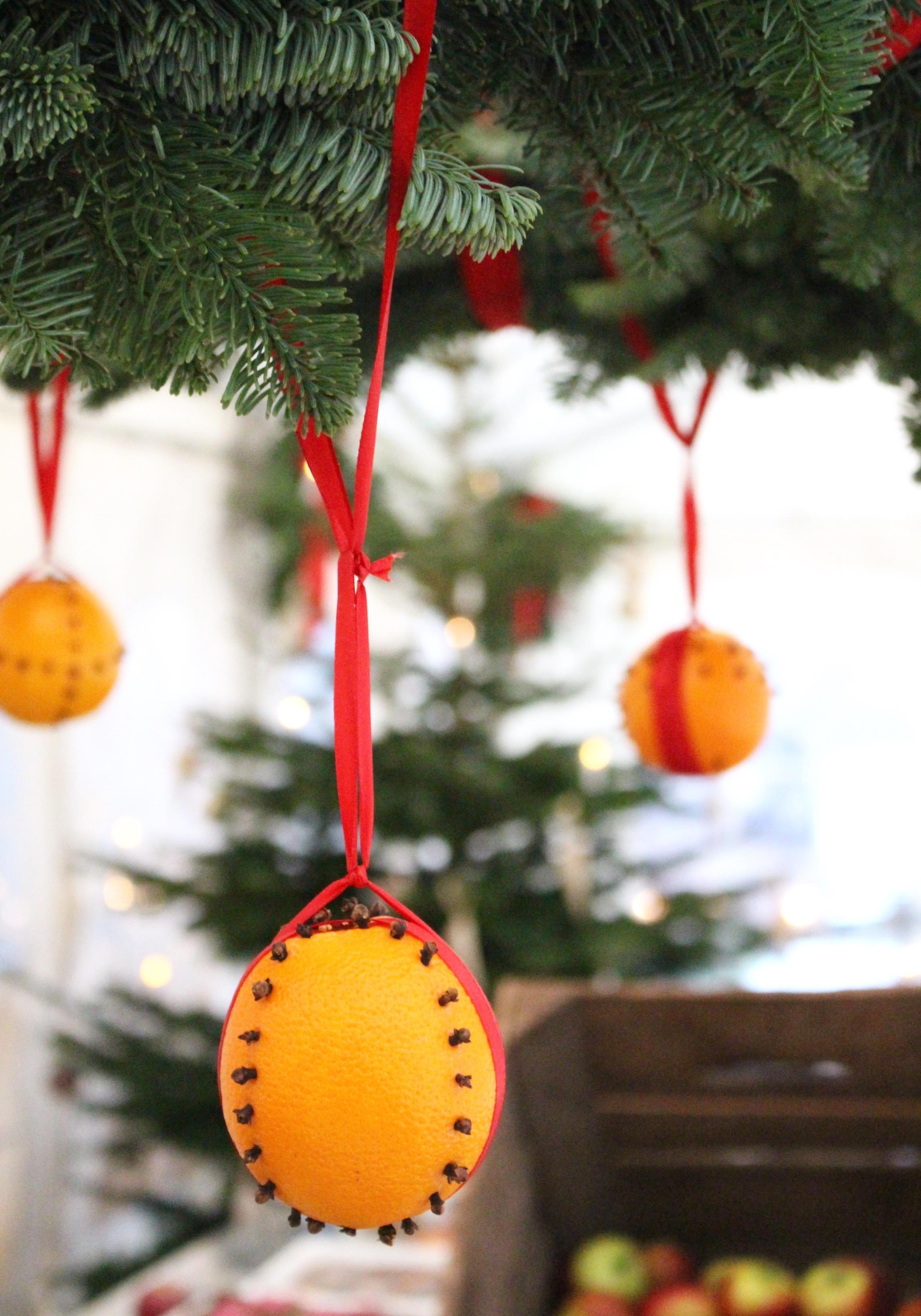 Julbord Skeppsholmen apelsin