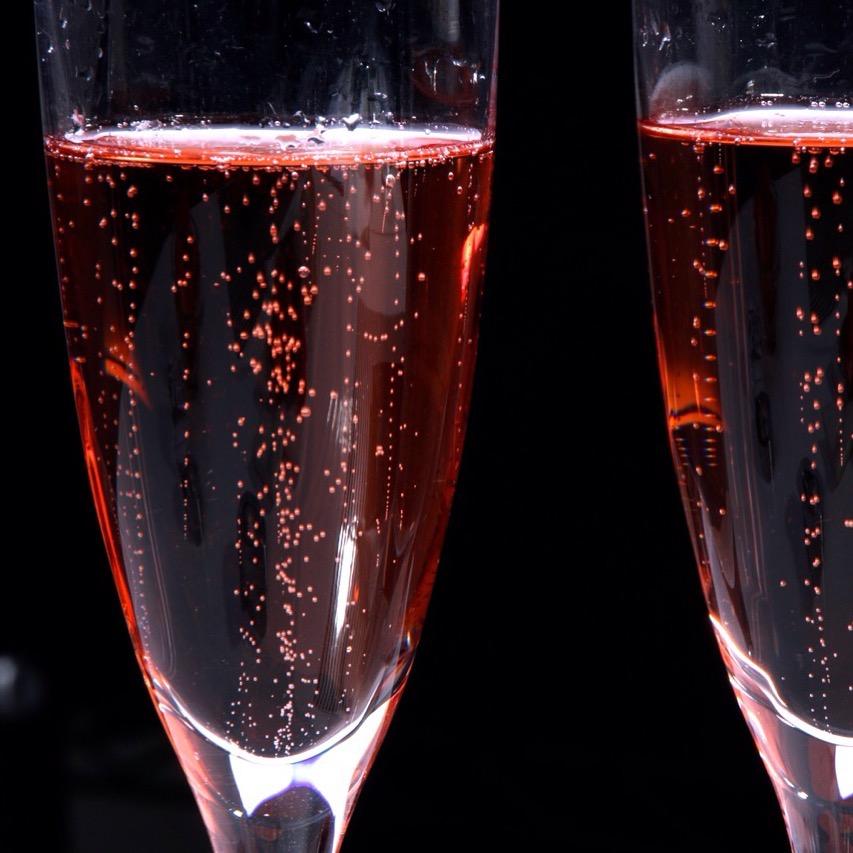 rosa champagne