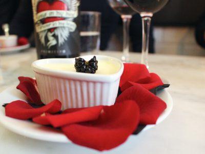 Italiensk alla hjärtans dag-meny till ett vin med ny attityd