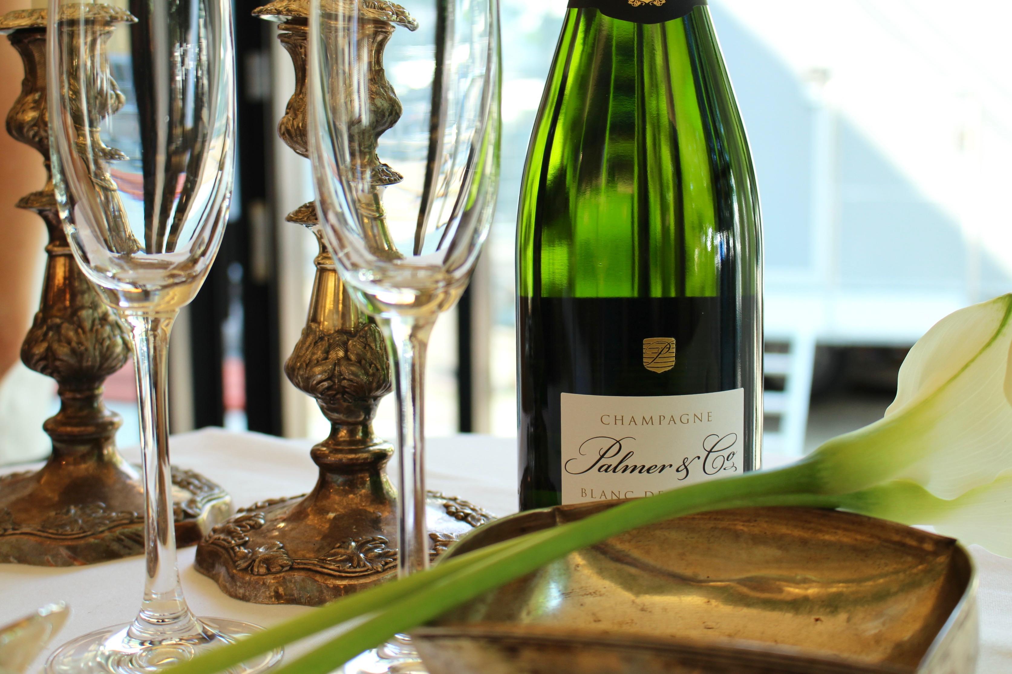 Champagne Palmer Blanc de Blancs