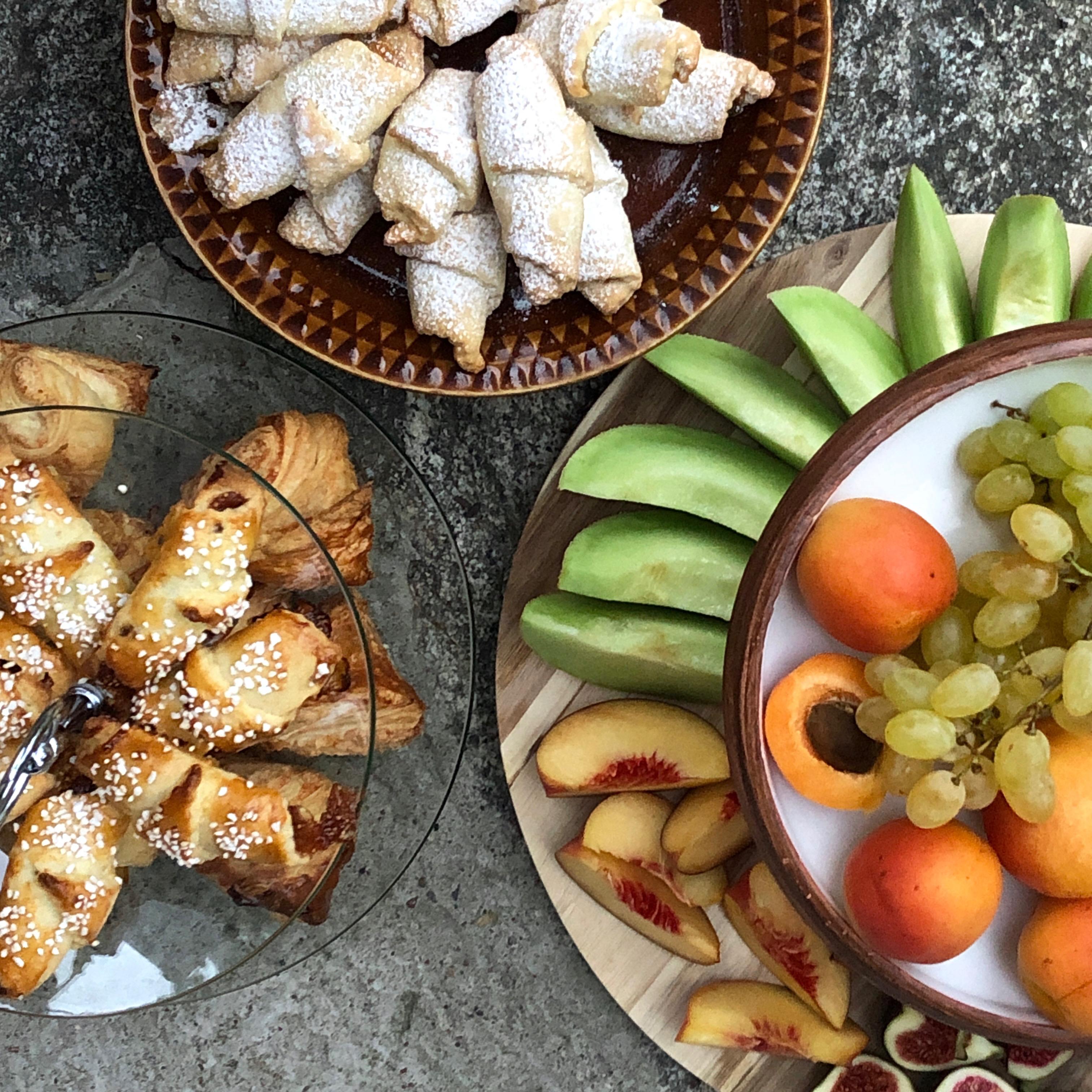 Gatha - armeniska smördegskakor och andra kakor