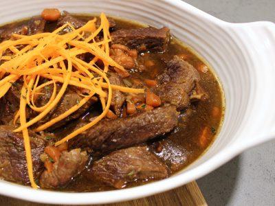 Klassisk irländsk köttgryta – Beef Stew
