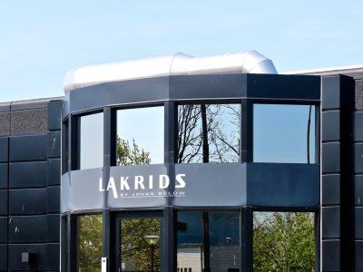 Fabriksbesök hos Lakrids by Johan Bülow