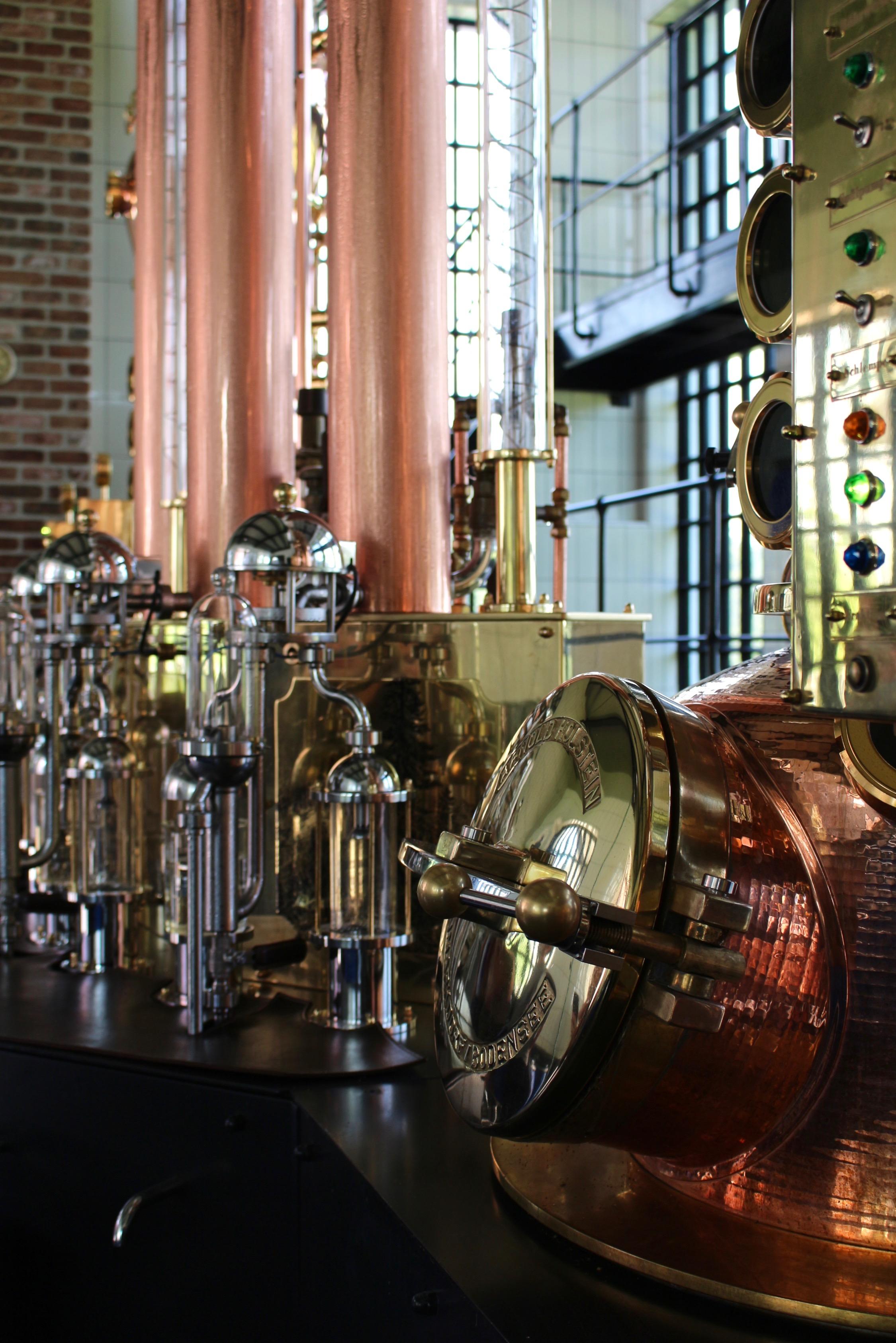 Monkey 47 distillery
