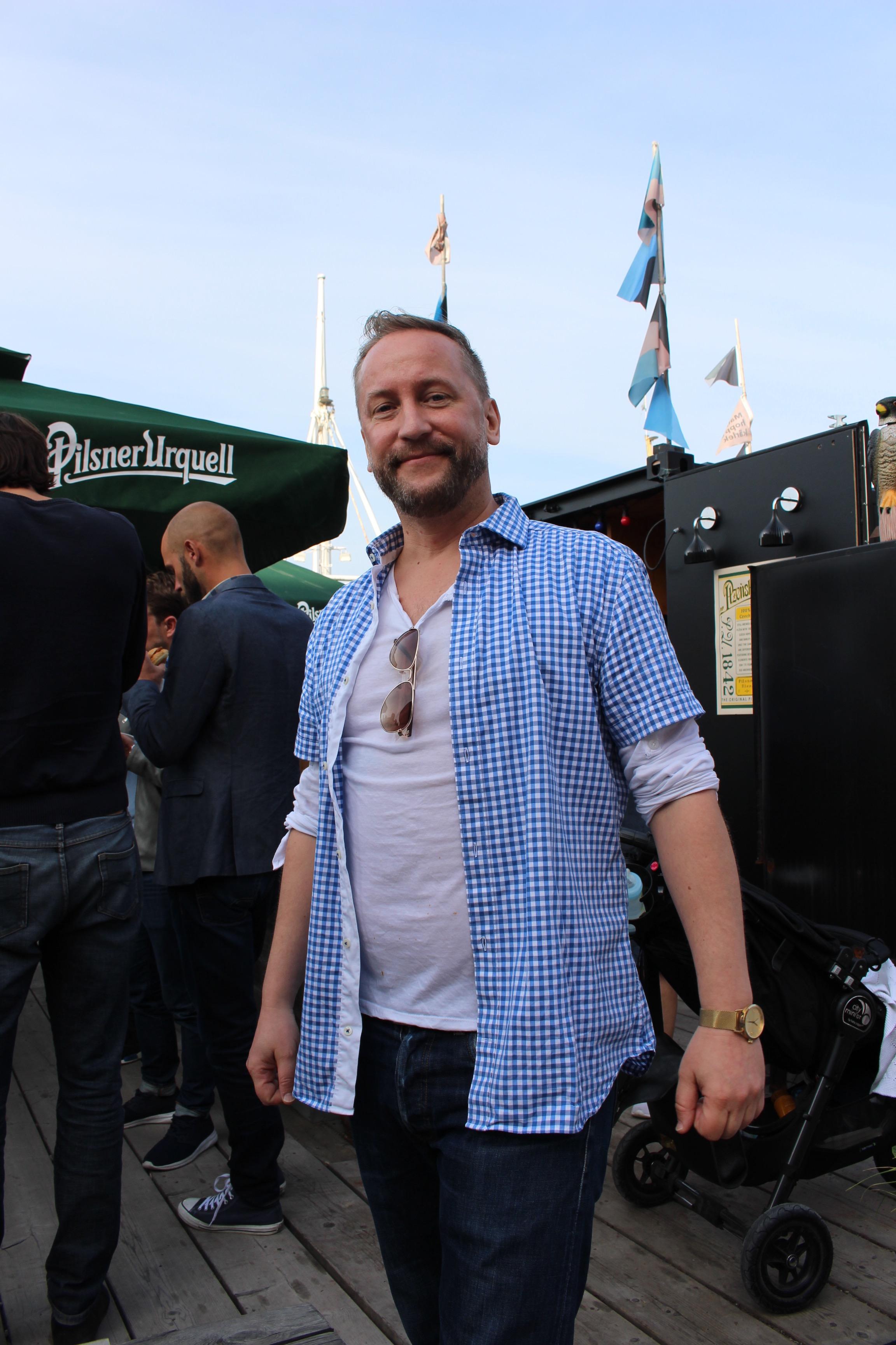 Pilsner Urquells Tankovna - färsk pilsner på turné i Sverige