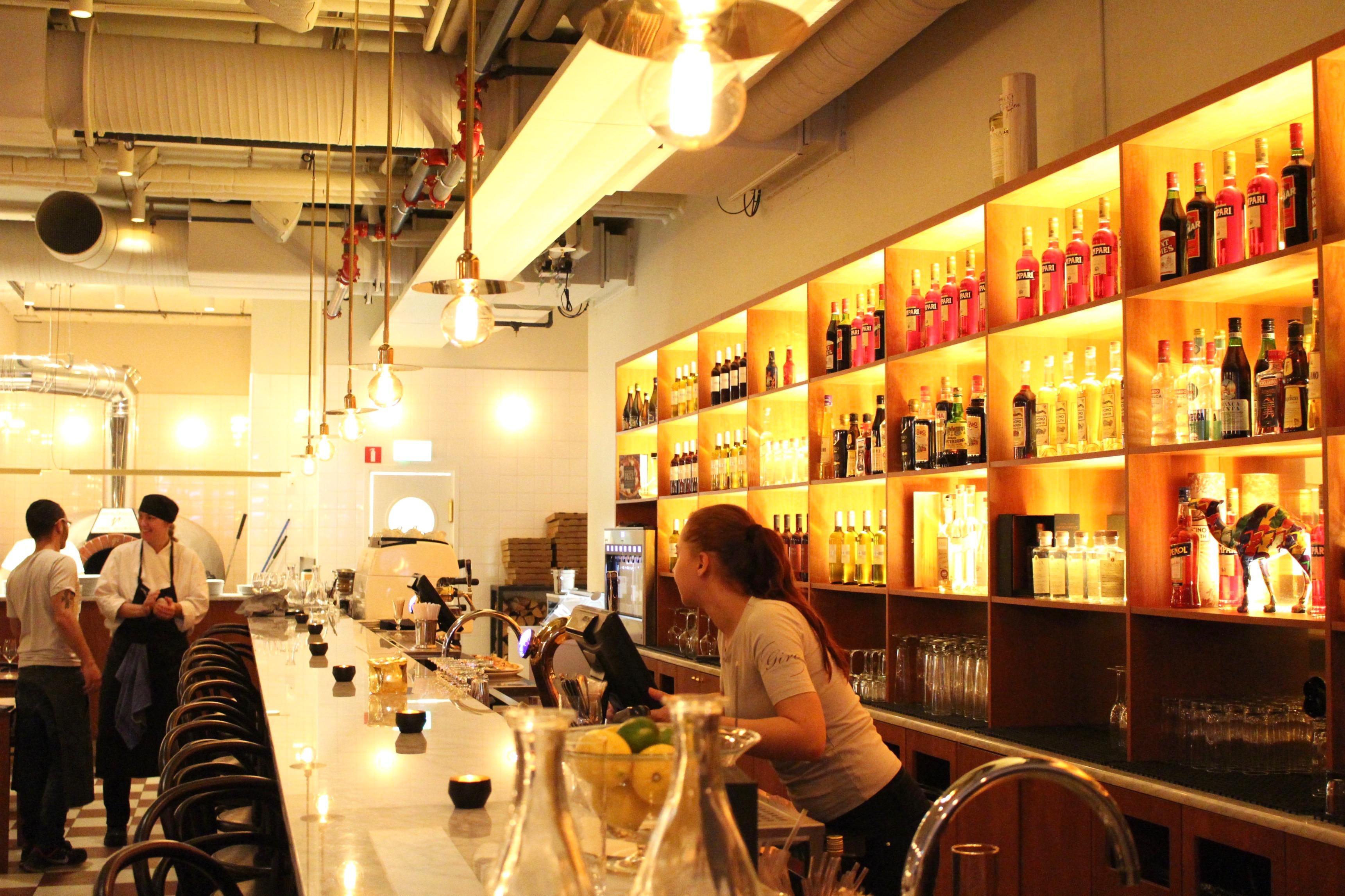 Giros Napoletanas bar
