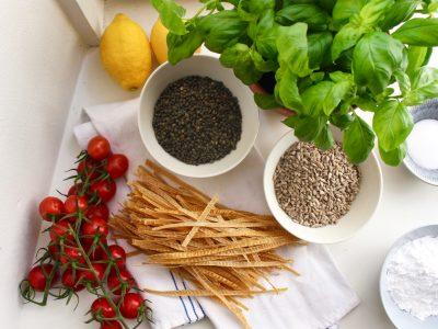 Samband mellan hälsa och vegetarisk kost