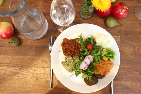 Dafgårds nya vegetariska rätter