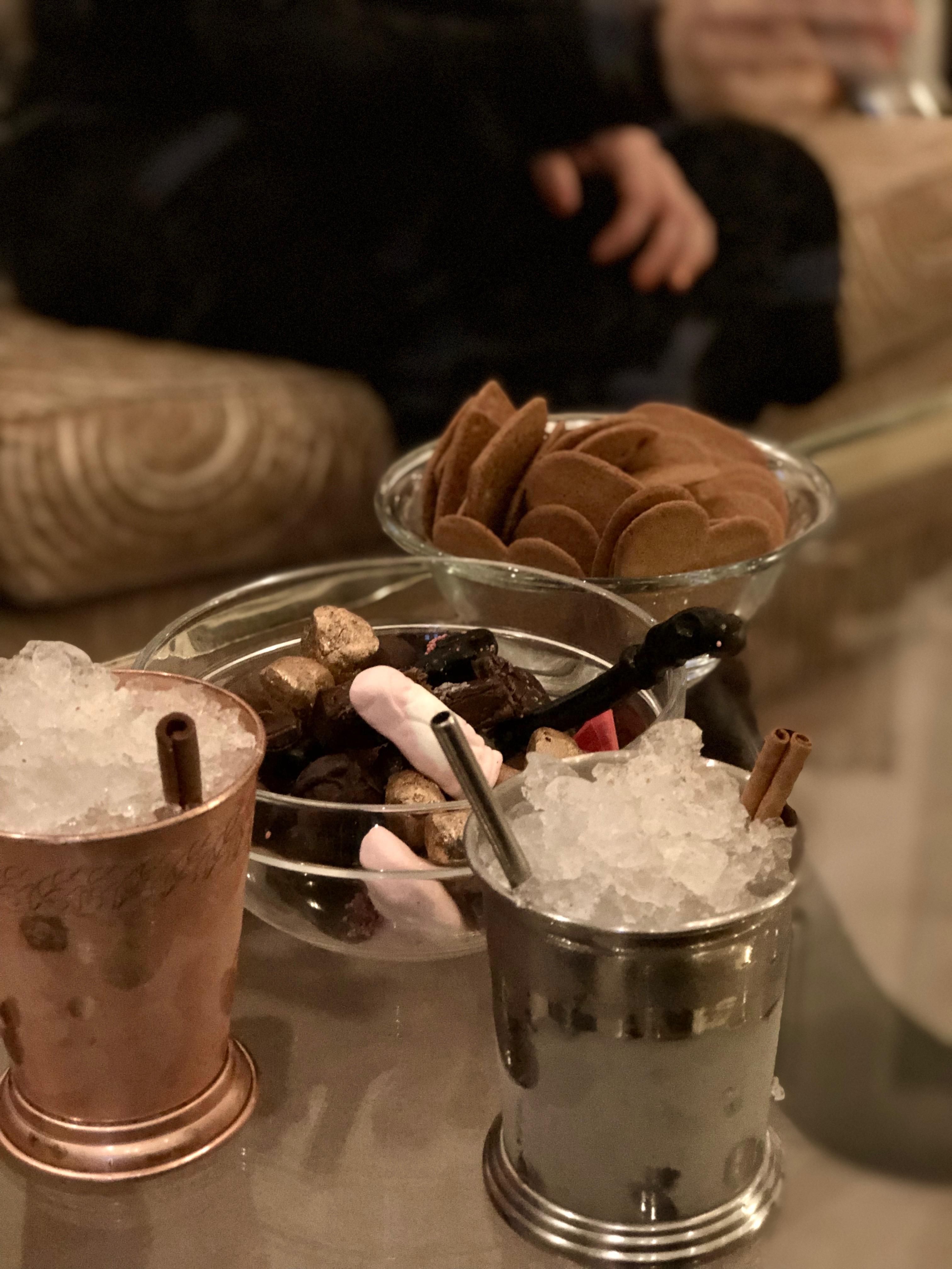 Cocktails med julsmaker av Emil Hed