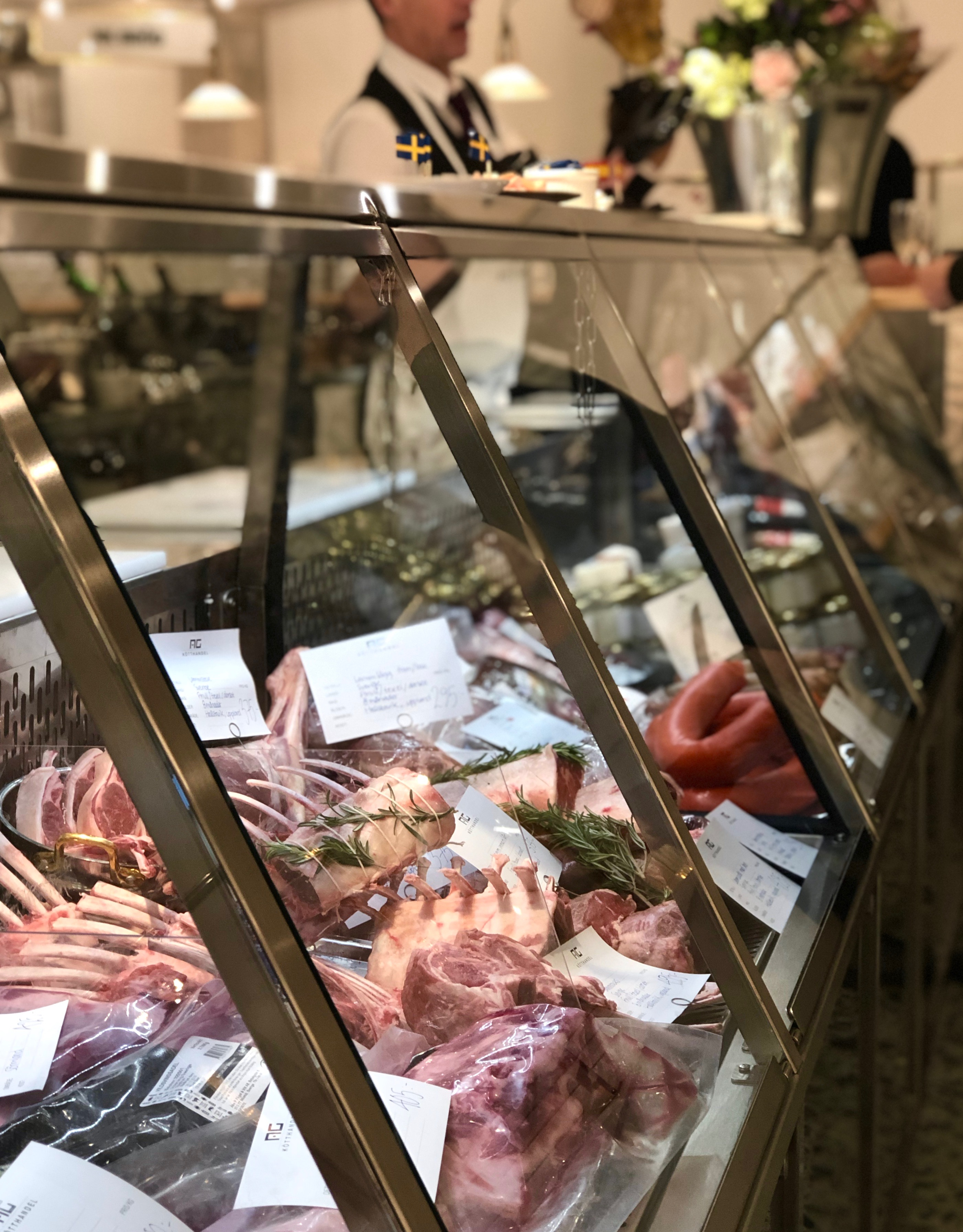 NK Saluhall AG Kötthandel
