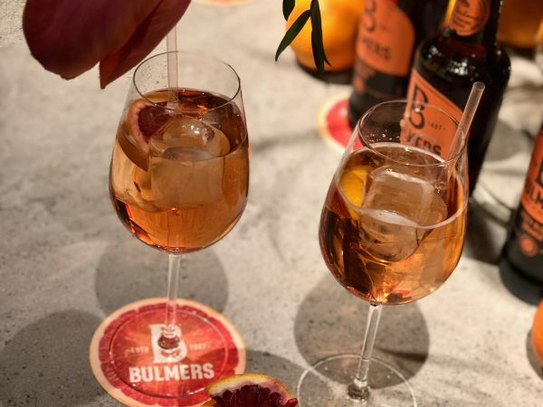 Bulmers Zesty Blood Orange