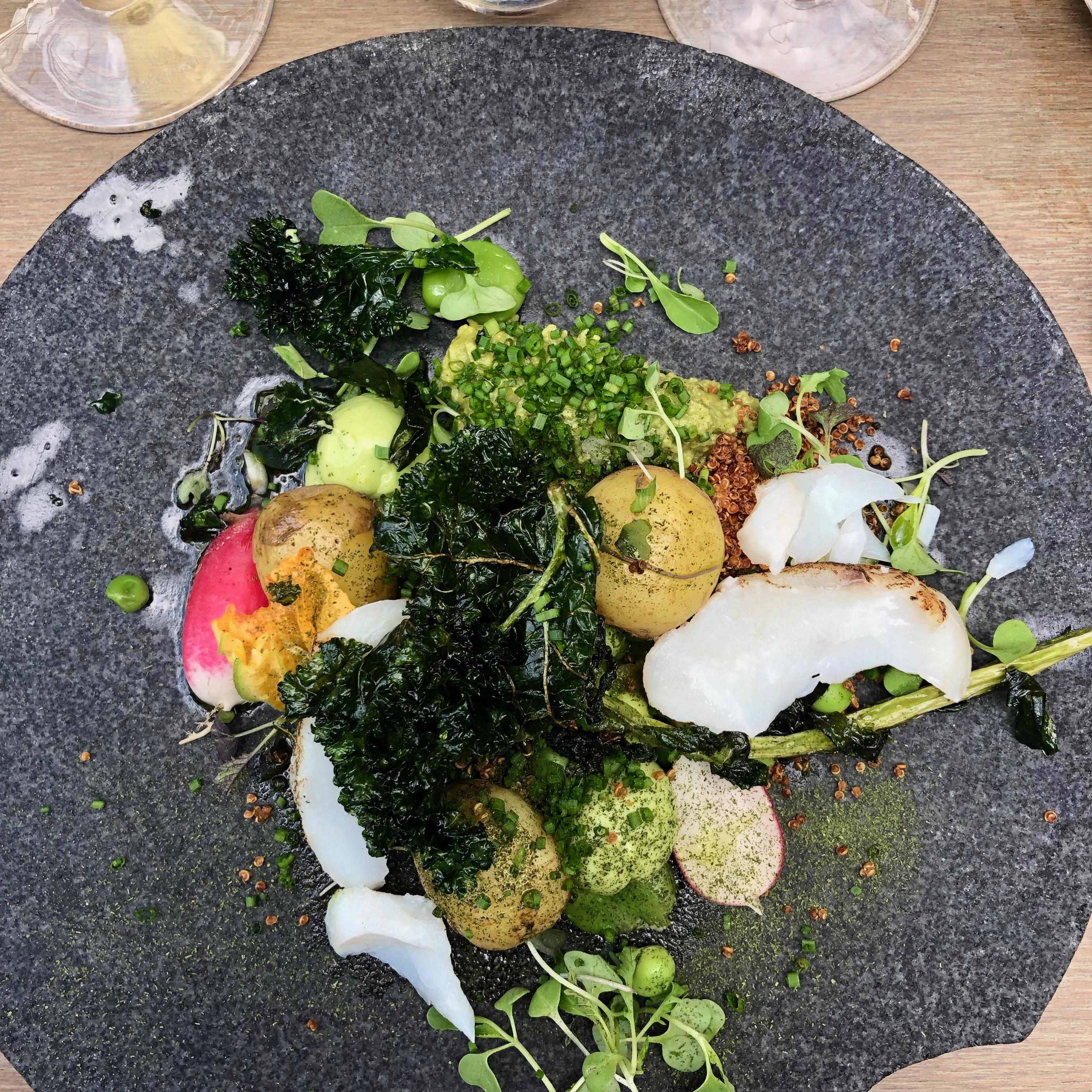 Mockamole Harvest Lunch Clarion Stockholm