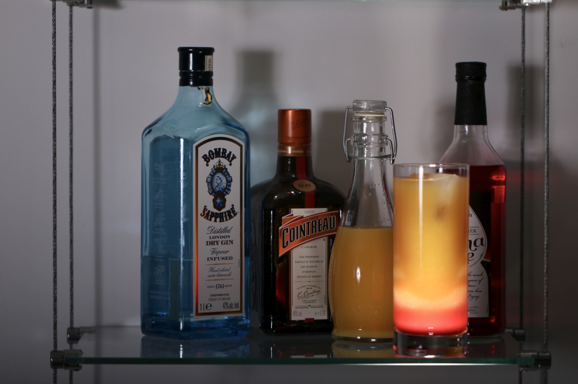 Gotland Summer Night cocktail