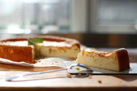 torta di ricotta (ricottakladdkaka)