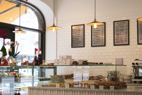 Sophies Canelé - franskt café