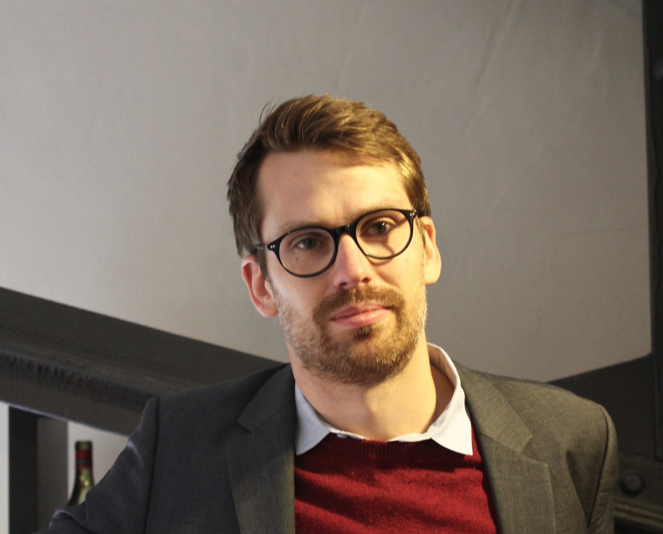 Arvid Rosengren, regerande världsmästare i sommellerie.
