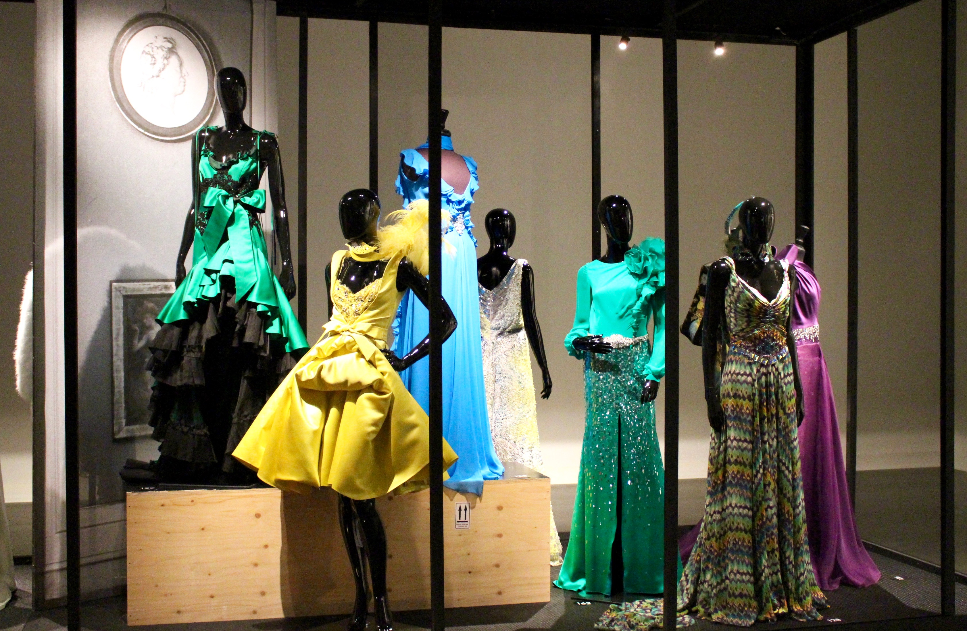Lars Wallin - Fashion Stories på Artipelag