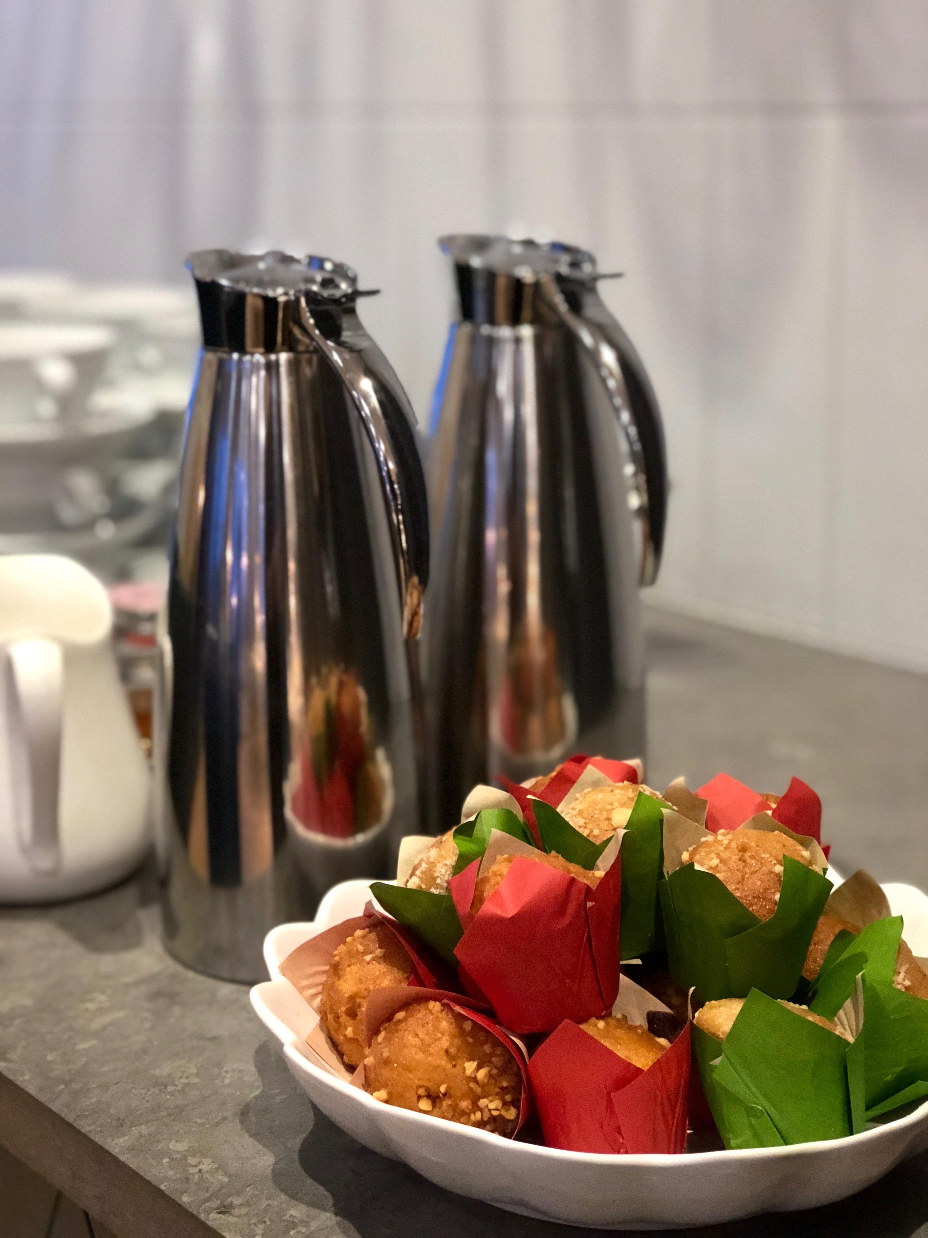 MTR Express frukostmuffin