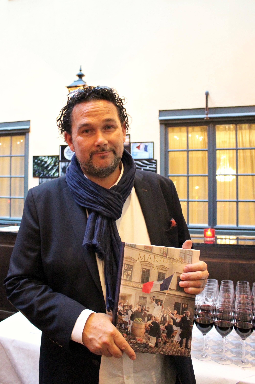 Yohan Adell Brasserie Makalös