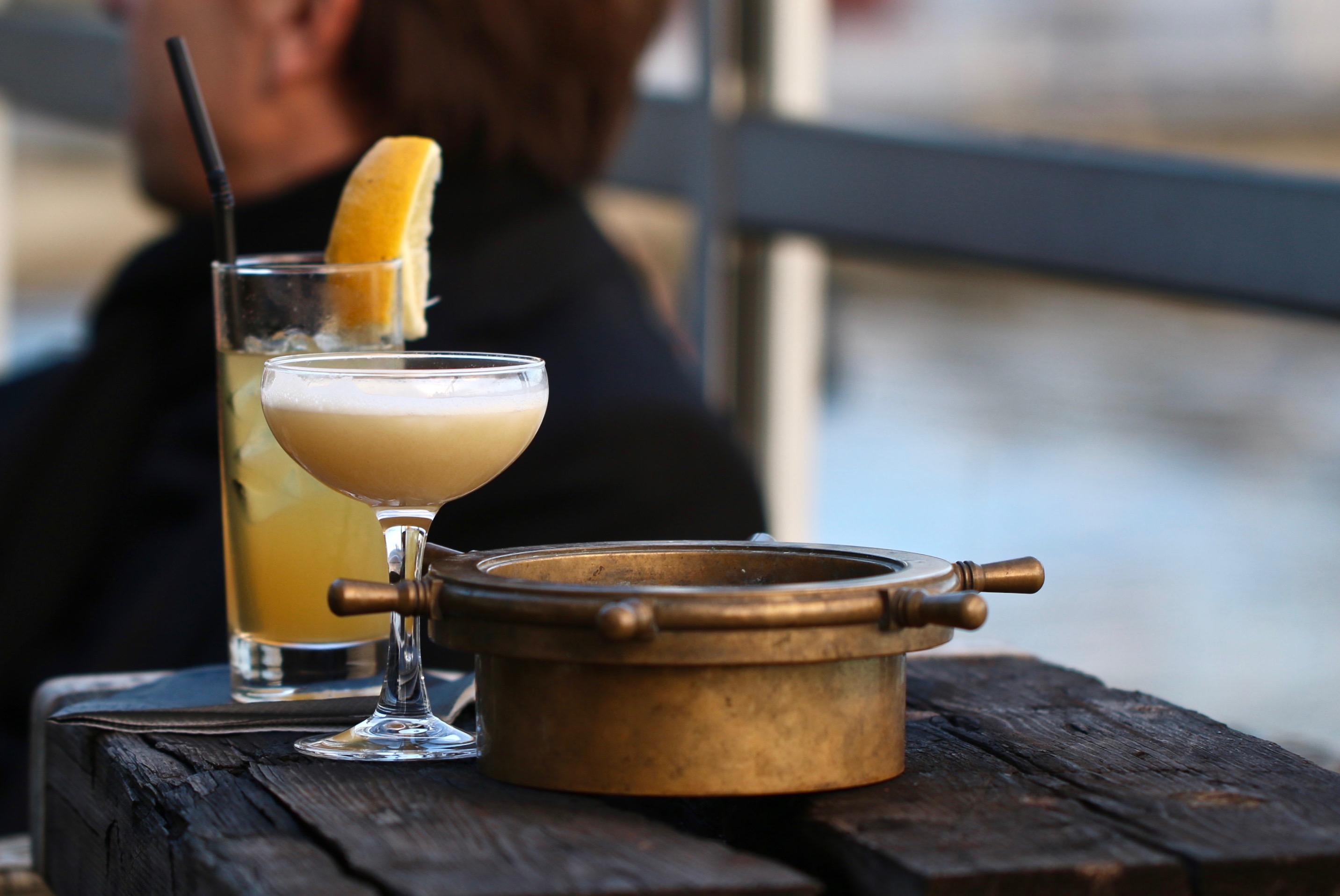 Jura Whisky Cocktail