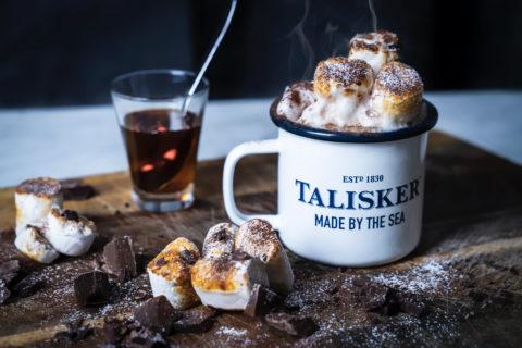 Talisker varm choklad